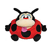 Snuggle Pets Tummy Stuffers Ladybird