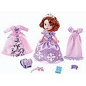 Disney Sofia the First Royal Fashion Doll
