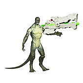 "The Amazing Spiderman 3.75"" Figure Lizard Missile Launching"