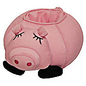 Cozy Time Micro Pals Desk Tidy Pig