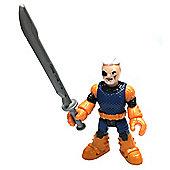 Imaginext DC Super Friends Mini Figure - Slade (Un-masked)