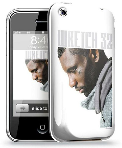Upfront Case TRIP3W324 Official Wretch32 Phone Clip Case