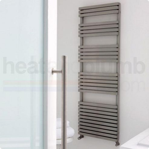 Aeon Atilla Stainless Steel Ladder Towel Rail 710mm High x 500mm Wide