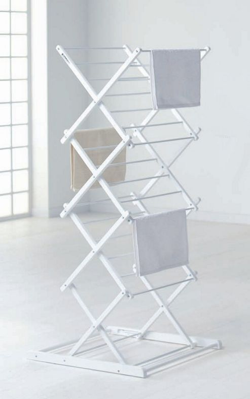 Foppapedretti Stendipiu Clothes Airer - White