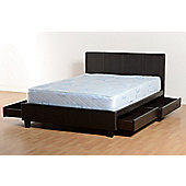 Home Essence Prado Bed Frame - 4 Drawers