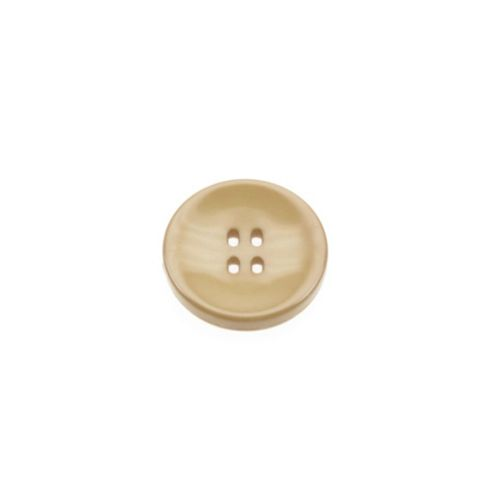 Dill Buttons 23mm Dished Tan