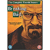Breaking Bad - Series 4 - Complete (DVD Boxset)