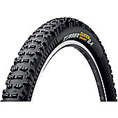 Continental Rubber Queen Folding Tyre in Black - 26 x 2.40