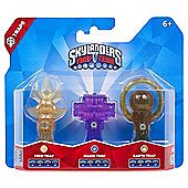 Skylanders Trap Team Triple Trap Pack - Scepter, Log Holder, and Orb
