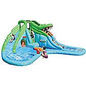 Crocodile Water Slide Inflatable
