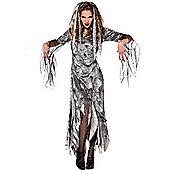 Graveyard Zombie - Adult Costume Size: 14-16