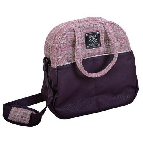 Bebecar Prive Glamour Changing Bag (Purple Haze)