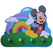 Mickey Mouse Wall Hooks