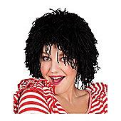 Black Rag Doll Wig