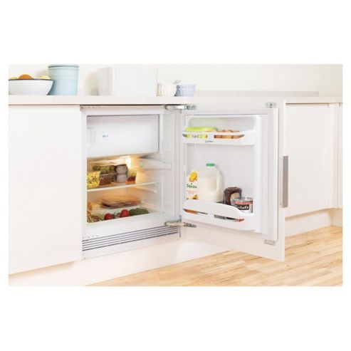 Indesit INTSZ1612 Built In Fridge, 58cm, A+ Energy Rating, White