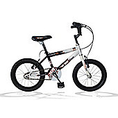 "Concept Fireblade 16"" Boys Single Speed Mountain Bike"