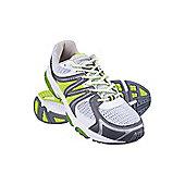 Pace Mens Iso-Gel Running Sneaker - Green