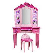 Barbie Princess Power Vanity Play Set - Toys/Games