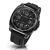 Kennett Gents Valour Black On Black Watch WVALPUBOB