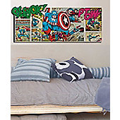 Captain America 3D Canvas Art
