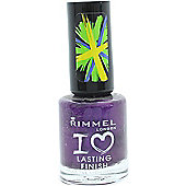 Rimmel I Love Lasting Finish Nail Polish - 403 The High Heel Life 8ml