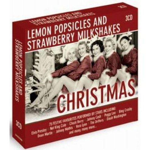 Lemon Popsicles And Strawberry Milkshakes - Christmas
