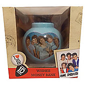One Direction Wishes Money Bank
