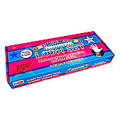 Deluxe Combo Loom Set - 1200 Rainbow loom bands included of different varieties