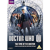 Doctor Who - The Time Of The Doctor - DVD