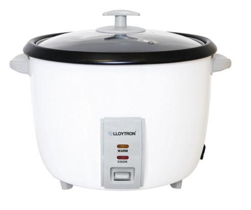Lloytron 2.5L Automatic Rice Cooker