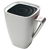 Wowthem Mighty Sound Mug Bluetooth Speaker White/Black