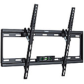 "VonHaus TV Bracket Wall Mount with Tilt- for 37""-70"" LCD LED Plasma Flat Panels - Flat to Wall"