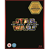 Star Wars: The Force Awakens Blu-ray with Dark Side Limited Edition Sleeve + Bonus Disc