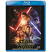 Star Wars: The Force Awakens Blu-ray + Bonus Disc