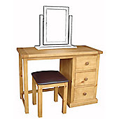 Cotswold Dressing Table with Stool