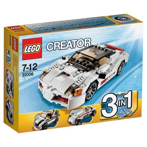 LEGO Creator Highway Speedster
