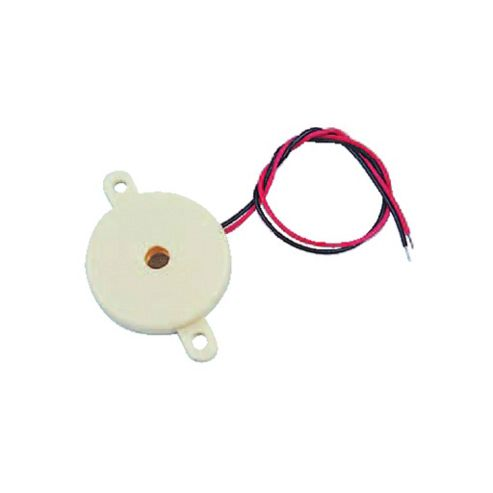 Very Low-Profile Piezo Sounder