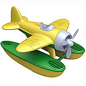 Green Toys SEAY-1030 Seaplane (Yellow Wings)