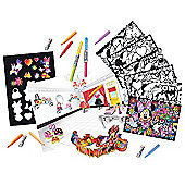 Blendy Pens Minnie Mouse Colouring Set