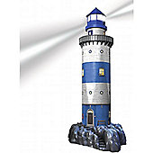 Lighthouse at Night 3D Puzzle