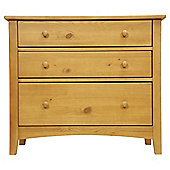 Harvey 3 drawer chest Pine