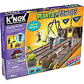 K'nex Plants Vs. Zombies Pirate Seas Walk The Plank Building Set