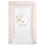 Babywise Baby Changing Mat - Baa Baa Black Sheep (Pink)