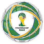Brazil World Cup PVC Fifa Football - Size 5