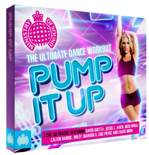 Ministry Of Sound: Pump It Up ? The Ultimate Dance Workout (3CD)