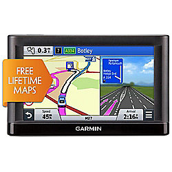 Nuvi 66LM Lifetime European Map GPS Satnav