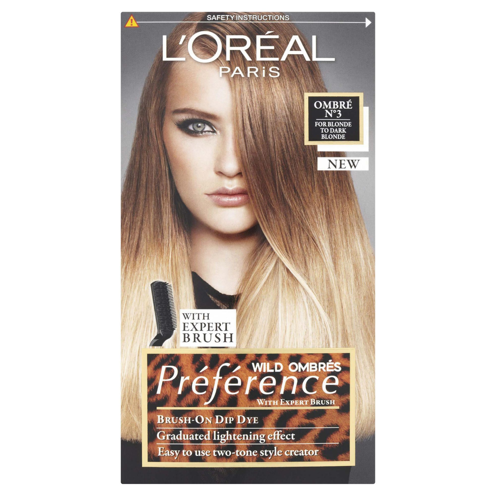L'Oreal Preference Wild Ombre 3