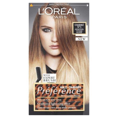 L'Oréal PréférenceWild Ombrés No3