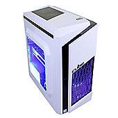 Cube Cougar Gaming PC AMD Quad Core with Radeon RX 470 Graphics Card AMD Seagate 1Tb 7200RPM Hard Drive Windows 10 AMD Radeon RX 470