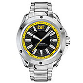 CAT Stream Mens Stainless Steel Watch - YQ.141.11.124